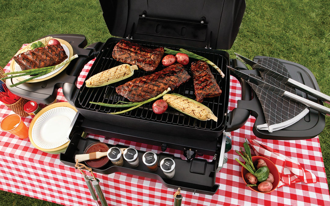 Keeping Your Carpets Clean During A Memorial Day Barbecue!